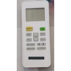 Пульт для кондиционера DEXP моделей AC-R07OMA/W AC-R09OMA/W AC-R12OMA/W AC-R09IMA/W AC-R12IMA/W AC-R18OMA/W и др. Арт:dp00023