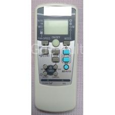Пульт для кондиционера Mitsubishi моделей SRK20ZJX-S SRK25ZJX-S SRK35ZJX-S SRK50ZJX-S SRK60ZJX-S SRK20ZJ-S SRK25ZJ-S RKX502A001F RKX502A001S RKX502A017A RKX502A001P и др. Арт:dp00017