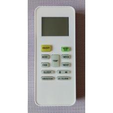 Пульт для кондиционера Carrier моделей 40VK012H11200010 40VK018H11200010 40VK024H11200010 40VK028H11200010 40VK032H11200010 и др. Арт:dp00023