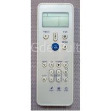 Пульт для кондиционера Carrier моделей 42CSR013-703R 42CSR018-703R 42CSR024-703R 42HSR018-703 и др. Арт:dp00034