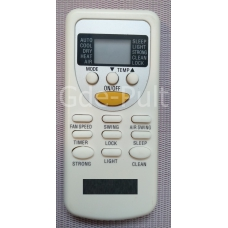 Пульт для кондиционера Vico Clima моделей VC-07HR410 VC-09HR410 VC-12HR410 VC-18HR410 VC-24HR410 VC-09I VC-12I VC-18I VC-09MH ZH/Jt-01 ZH/jt-03 и др. Арт:dp00057