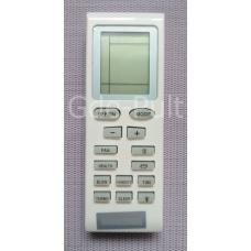 Пульт для кондиционера Euronord моделей EC-AL07HR EC-AL09HR EC-AL12HR EC-AL18HR Y512 y502k Y512F2 Y512F и др. Арт:dp00060