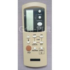 Пульт для кондиционера Rix моделей I/O-W07S I/O-W09S I/O-W12S I/O-W18S I/O-W24S GZ-1002A-E3 GZ-1002B-E1 и др. Арт:dp00069