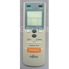 Пульт для кондиционера Fujitsu моделей AR-DB6 AR-DL1 SAR-JW27 AR-JW17 Ar-jw1 Ar-jw13 Ar-jw28 AR-JW27 AR-JW17 Ar-jw1 и др. Арт:dp00073