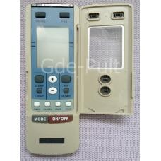 Пульт для кондиционера Gree моделей U-match GTH09k3fi  gkh12k3fi gth12k3fi gkh18k3fi gth18k3fi gkh24k3fi gth24k3fi gkh30k3fi gth30k3fi y512 y502 и др. Арт:dp00081