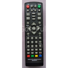 Универсальный пульт для спутниковых и других приставок DVB-T2+TV DVB-T2+2 Ver.2019-1 Version 2019-1 . Арт:dp00199