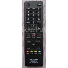 Пульт для телевизора Haier RM-L1313 RML1313 = HTR-A18H HTR-A18EN HTR-A18E HTR-D18A RL57S RC4189 . Арт:dp00241