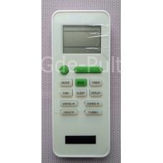 Пульт для кондиционера Dexp моделей AC-07CHSOT/W AC-09CHSOT/W AC-12CHSOT/W gykq-52 и др. Арт:dp00088